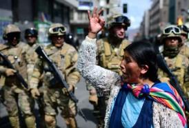 """Portal 180 - Anuncio de elecciones en Bolivia se hará """"muy pronto"""", según Áñez"""
