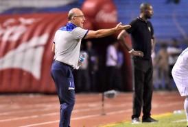 Portal 180 - Coito cierra el 2019 con nota satisfactoria como entrenador de Honduras
