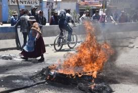 Portal 180 - La OEA pide a Bolivia convocar urgentemente elecciones