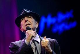 Portal 180 - La voz astringente de Leonard Cohen