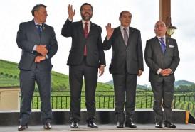 """Portal 180 - Uruguay exige en el Mercosur """"pleno respeto por los derechos humanos"""" en Bolivia"""