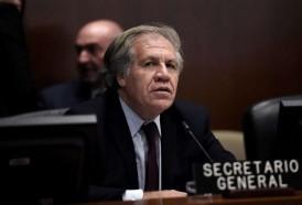 """Portal 180 - EEUU apoya """"firmemente"""" la reelección de Almagro en la OEA"""