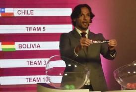 Portal 180 - Uruguay debutará contra Chile en el Centenario en las Eliminatorias