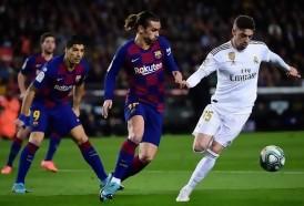 Portal 180 - Barcelona y Real Madrid empataron en un Clásico marcado por protestas independentistas