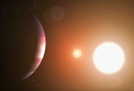 """Portal 180 - NASA descubrió otro planeta del tamaño de la Tierra en una zona """"habitable"""""""