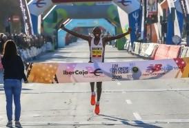 Portal 180 - Keniano Kipruto batió el récord del mundo de 10 km en Valencia