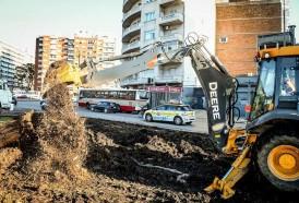 Portal 180 - Se retomaron las obras en la ciudad