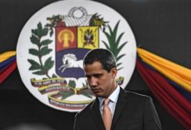 Portal 180 - Guaidó burla prohibición de salida de Venezuela para reunirse con Pompeo