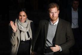 Portal 180 - Netflix revela su interés en trabajar con el príncipe Enrique y Meghan Markle