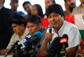 Portal 180 - El MAS de Evo Morales apunta a reconquistar a la clase media