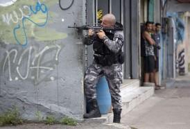 Portal 180 - Récord de muertes a manos de la policía de Rio en 2019