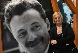Portal 180 - Homenaje a Benedetti con recorrido virtual en Montevideo