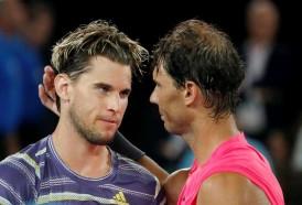 Portal 180 - Nadal cae ante un magnífico Thiem y deja el número uno en manos de Djokovic