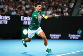 Portal 180 - Djokovic acaba con Federer y buscará su octavo título en Melbourne