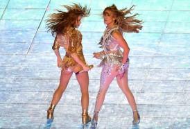 Portal 180 - Shakira y Jennifer López ponen a bailar a Miami en el Super Bowl
