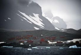 Portal 180 - La Antártida argentina registra temperaturas récord
