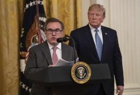 Portal 180 - Trump enviará a su jefe de medioambiente a la investidura de Lacalle Pou