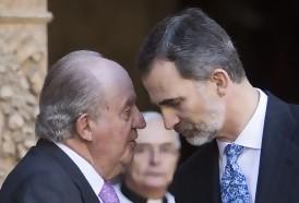 Portal 180 - Rey Felipe renunció a recibir herencia de su padre Juan Carlos