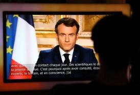 """Portal 180 - """"Guerra económica"""" del gobierno francés contra la pandemia no descarta nacionalizaciones"""