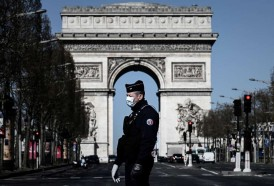 Portal 180 - Con más de 1.000 muertos, Francia podría extender confinamiento por 6 semanas