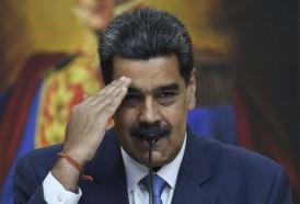 """Portal 180 - EEUU inculpa de """"narcoterrorismo"""" a Maduro y ofrece millonaria recompensa para detenerlo"""