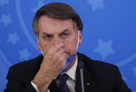 """Portal 180 - Los brasileños no se infectan ni """"saltando en aguas cloacales"""", dice Bolsonaro"""