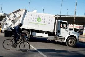 Portal 180 - Intendencia suspendió recolección discriminada de residuos reciclables