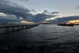 Portal 180 - Desciende segundo pasajero con síntomas de covid-19 de crucero australiano anclado en Uruguay