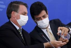 Portal 180 - Mandetta, un ministro acróbata entre Bolsonaro y la realidad del coronavirus