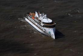Portal 180 - Vuelo humanitario evacuará a australianos de crucero varado en Uruguay