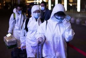 Portal 180 - Miles de pasajeros abandonan Wuhan tras el fin del confinamiento