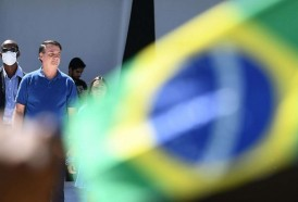Portal 180 - Bolsonaro, más popular que nunca pese a la pandemia