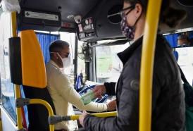 Portal 180 - Resolución de la Intendencia hará obligatorio el uso de mascarillas en el transporte