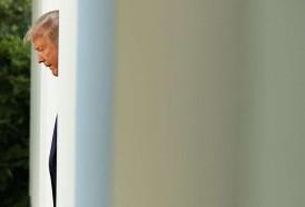 """Portal 180 - Trump dice que acudió al búnker de la Casa Blanca pero solo para """"una inspección"""""""