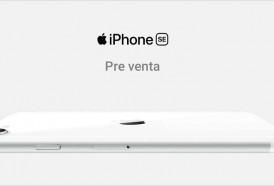 Portal 180 - Llega a Antel el nuevo iPhone SE