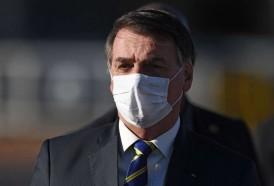 Portal 180 - Juez ordena que Bolsonaro use máscara en lugares públicos