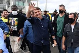 Portal 180 - Bolsonaro da positivo al nuevo coronavirus y se mantiene desafiante