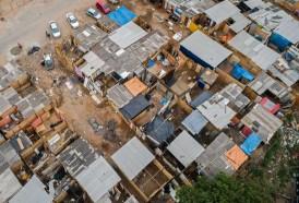 Portal 180 - La crisis del coronavirus hace surgir nuevas favelas en Brasil