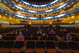 Portal 180 - Función del Coro Nacional marcó la reapertura del Auditorio del Sodre