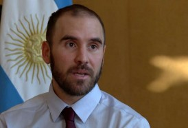 Portal 180 - Argentina licita bonos para aliviar presión cambiaria