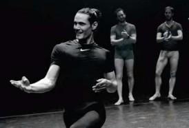 Portal 180 - Cavani baila para promover el ballet entre varones