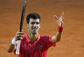 Portal 180 -  Djokovic logra su quinto título en Roma