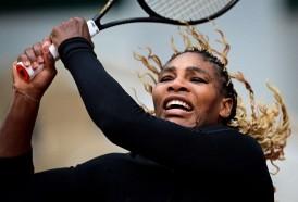 Portal 180 - Serena Williams se retira de Roland Garros por lesión