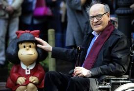 Portal 180 - Murió Quino, el creador de Mafalda