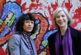 Portal 180 - Dos mujeres genetistas de Francia y EEUU ganan el Nobel de Química