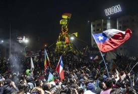 Portal 180 - Chile entierra la Constitución de Pinochet y abre ruta para actualizar su democracia