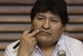 Portal 180 - Evo Morales descarta participar del nuevo gobierno de Bolivia