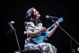 """Portal 180 - Julieta Venegas volvió a tocar en su """"querida"""" Montevideo"""