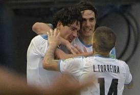 Portal 180 - Tras golear en Barranquilla, Uruguay recibe a Brasil en el Centenario