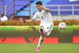 Portal 180 - Tres nuevos positivos de covid en la Selección: Suárez, Muñoz y Faral